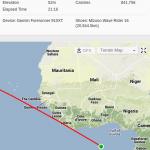 Running across the Atlantic